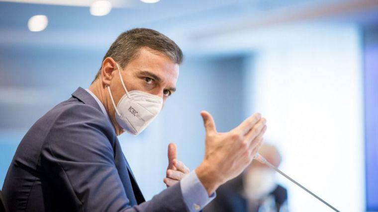 Sánchez: 'El desbloqueo de los fondos de recuperación es una gran noticia para la UE'