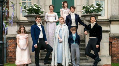 Las novelas románticas de Julia Quinn cobran vida en Netflix
