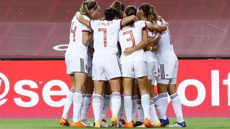 FIFA: La Selección española femenina de récord