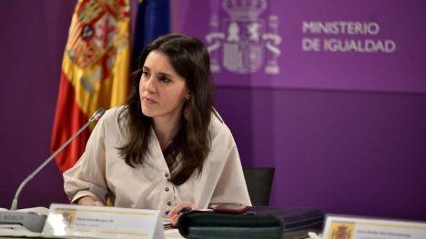 Irene Montero: '2021 será un año clave para la implementación de las políticas públicas feministas'
