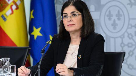 Carolina Darias: 'Tenemos que vacunar, vacunar y vacunar'