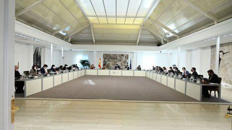 El Gobierno declara zona catastrófica las CCAA afectadas por 'Filomena'