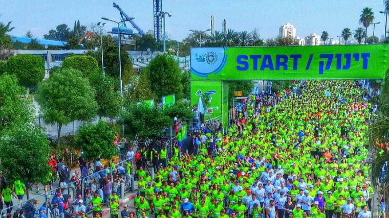La maratón de Tel Aviv traspasa fronteras