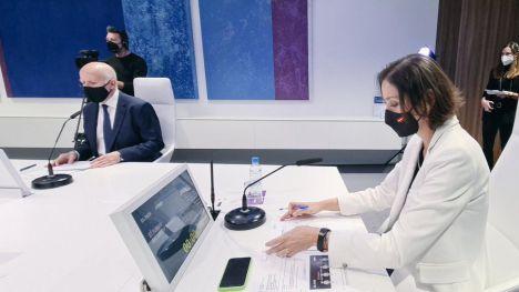 El Gobierno reitera que trabaja intensamente para recibir turistas internacionales lo antes posible
