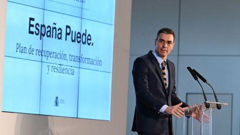 Pedro Sánchez apela a la unidad para superar los retos a los que se enfrenta España