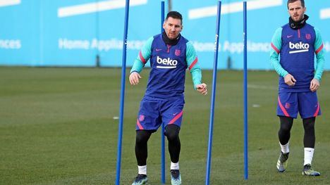 Leo Messi, la novedad en la convocatoria del Rayo - Barça