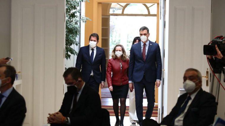Sánchez: 'España ha marcado ya el rumbo hacia la transformación digital'