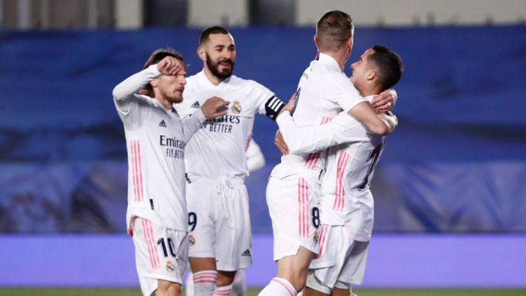 El Madrid intentará prolongar la racha de cinco victorias consecutivas en el Di Stéfano