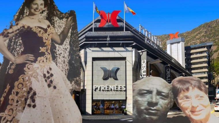 Cerrado el nicho del cadáver de Antoine Pérez, hijo de los pioneros emigrantes fundadores del imperio Pyrènèes andorrano