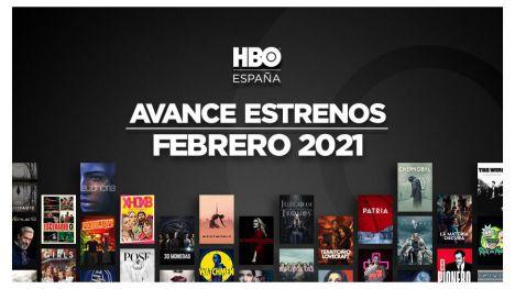 Febrero de 2021: Todas las series, películas y documentales de HBO