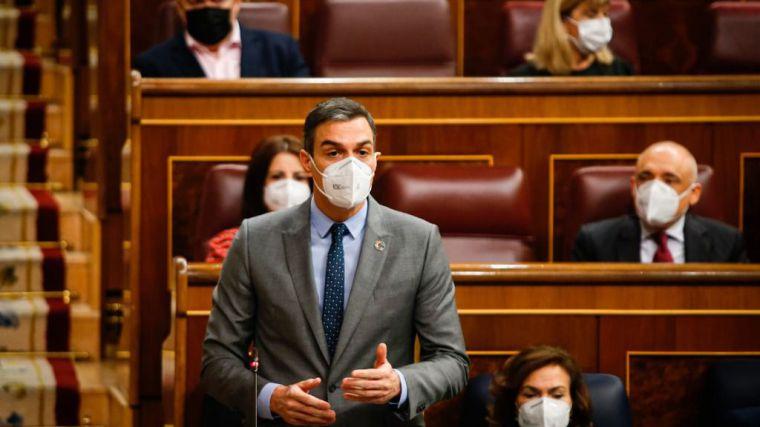 Sánchez pide afrontar con 'más unidad' y acuerdo la lucha contra la pandemia