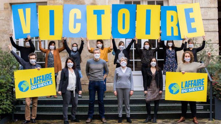 El 'caso del siglo': Francia en el punto de mira por su inacción climática