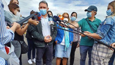 Unidas Podemos pide a Industria ayuda para evitar los cierres de plantas de Siemens Gamesa