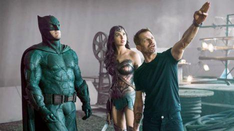 'La Liga de la Justicia' de Zack Snyder se estrenará el próximo 18 de marzo en HBO España
