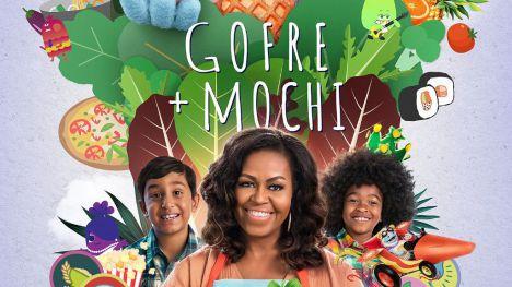 Netflix anuncia 'Gofre + Mochi', su nueva serie familiar con Michelle Obama