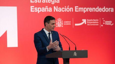 Sánchez sus 50 medidas de apoyo al talento y al emprendimiento innovador