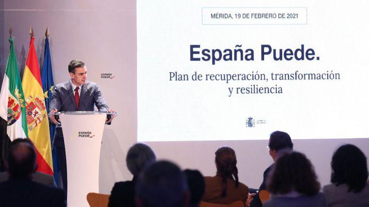 Sánchez: 'En una democracia plena como la española es inadmisible el uso de la violencia'