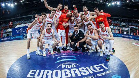 España hacia el Eurobasket 2022 con nueva victoria