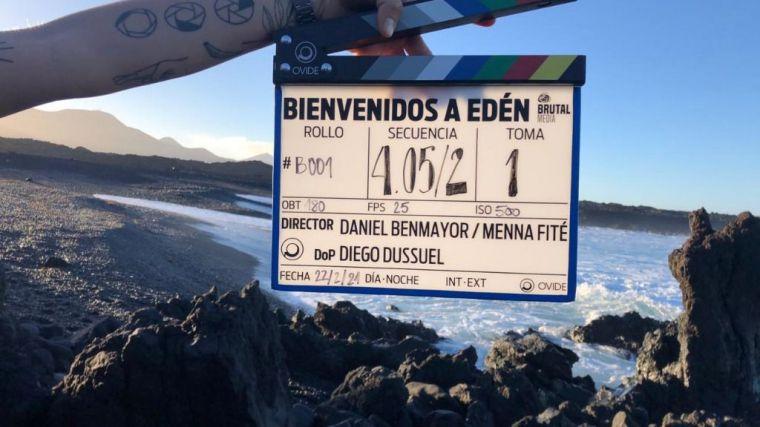 Amaia Salamanca, Lola Rodríguez, Ana Mena y Tomy Aguilera en lo nuevo de Netflix