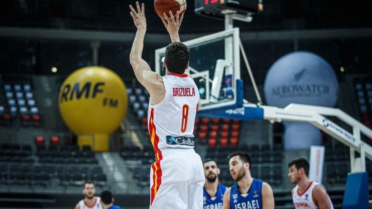 Eurobasket: España ha cerrado la fase de clasificación con un sobresaliente más que añadir a su trayectoria
