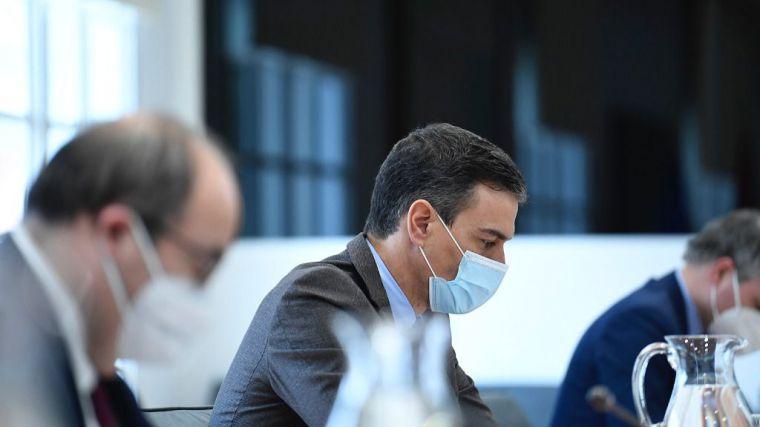 Sánchez 'satisfecho' con el funcionamiento del primer gobierno de coalición de la democracia