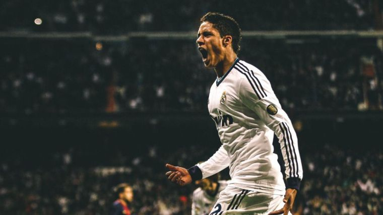 Varane, un indispensable del Real Madrid