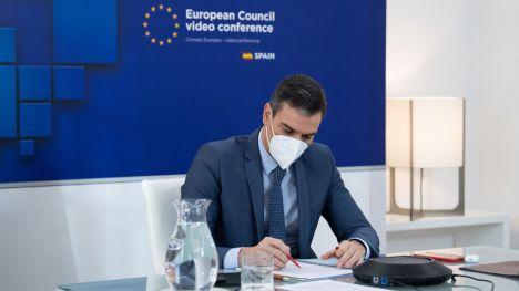 Sánchez defiende el certificado de movilidad como herramienta útil para reiniciar la economía europea