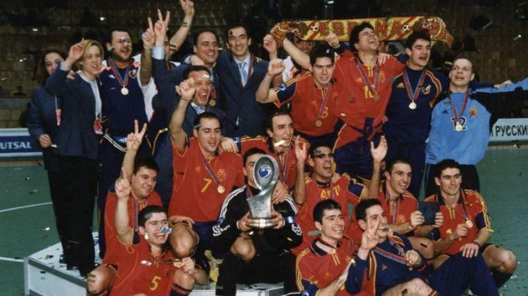 20 años de la revancha española, cuando levantó su segundo Europeo en Moscú