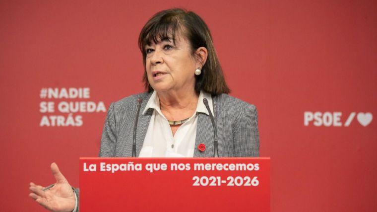 El PSOE mantiene la 'mano tendida' para lograr un acuerdo con el PP en la renovación del CGPJ