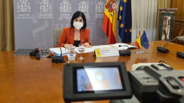España facilitará a partir de esta semana información sobre la vacunación frente al COVID-19 por grupos diana