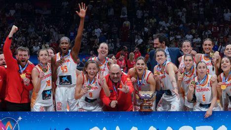 Estos serán los cabezas de serie en el sorteo de la fase inicial del FIBA Eurobasket Femenino 2021
