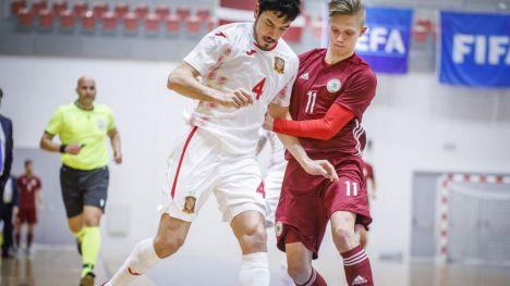 La Selección Española de Fútbol Sala estará en la UEFA Futsal EURO 2022 de Países Bajos