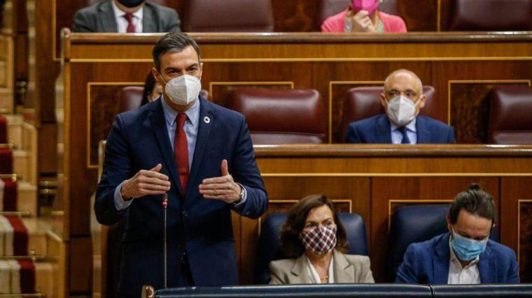 Pedro Sánchez: 'La mejor política económica es la vacunación'
