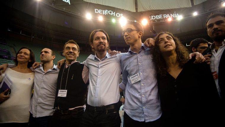Iglesias deja el Gobierno para 'liderar la unidad de la izquierda' en Madrid junto a Errejón y echar al 'parásito' de la corrupción