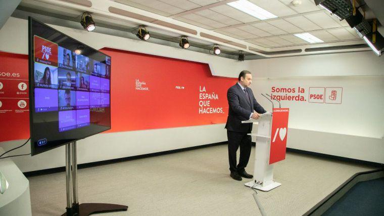 Ábalos: 'El PP se ha tirado al canibalismo de Ciudadanos'