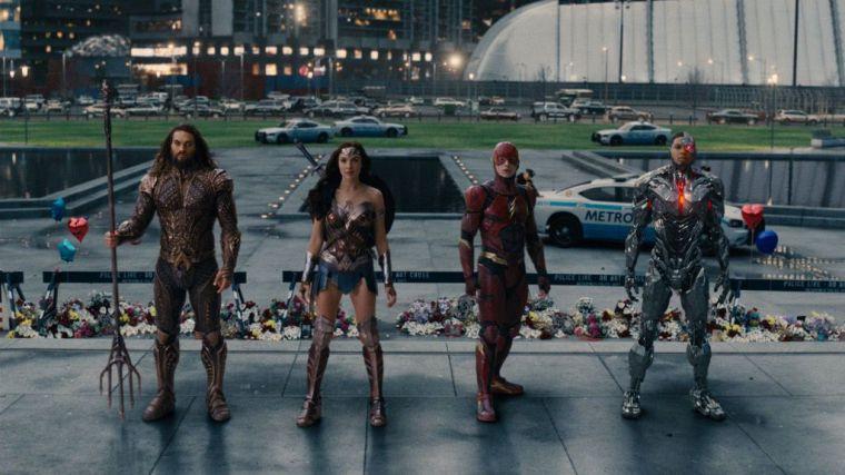 'La Liga de la Justicia de Zack Snyder' es un sí