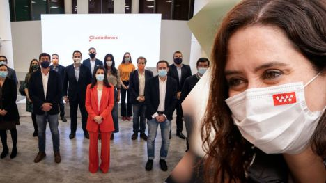 Ciudadanos: ¿El voto útil de la izquierda para que la ultraderecha no llegue al Gobierno de Madrid?