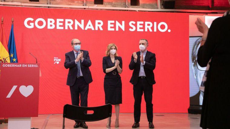 Hana Jalloul: 'Vamos a gobernar Madrid con un Gobierno serio, estable y feminista'