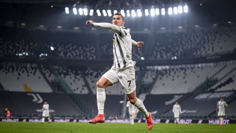 Récords UEFA que ostenta Cristiano Ronaldo