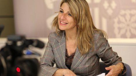 Yolanda Díaz velará por la visibilidad y por la igualdad de oportunidades de la Economía Social