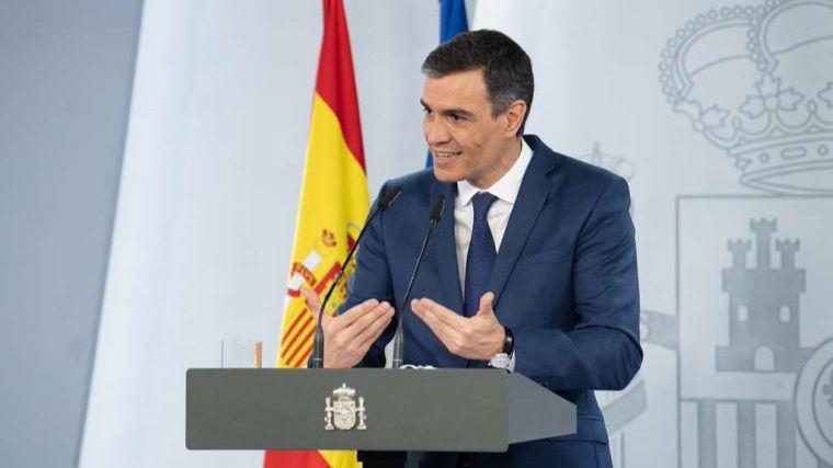 Pedro Sánchez presenta un ambicioso Plan de vacunación