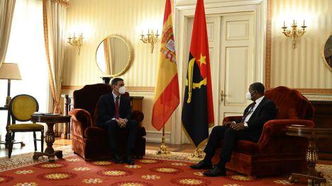 Sánchez defiende en Angola la asociación estratégica de España con África