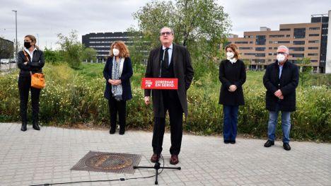 Gabilondo pide 'expresar nuestras convicciones en la votación' del 4 de mayo