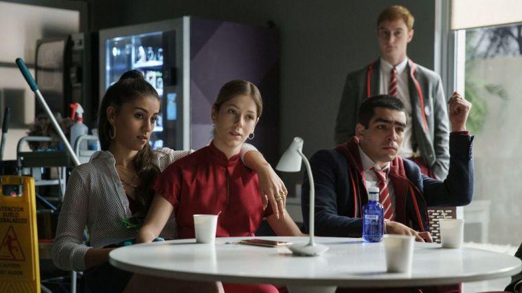 La cuarta temporada de 'Élite' ya tiene fecha de regreso