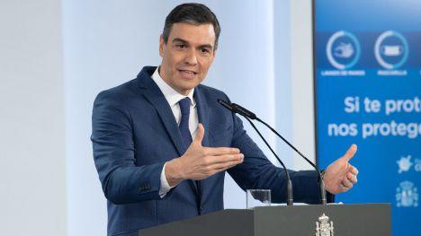 Sánchez presenta el Plan de Recuperación como 'el más ambicioso y trascendental' de nuestra historia