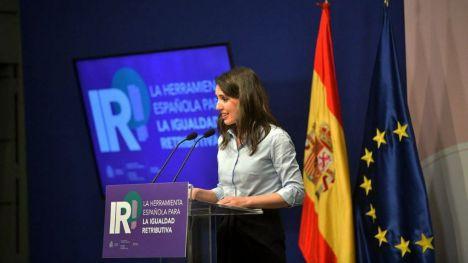 El Gobierno presenta la Herramienta Española de Igualdad Retributiva IR!