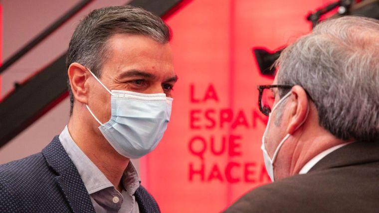 CIS: Unidas Podemos se resiente ante un PSOE que se afianza en el liderato