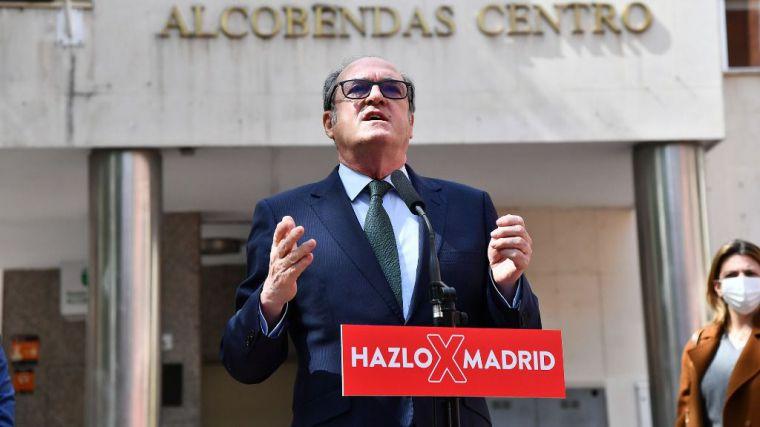 Gabilondo propone incrementar en 400€ al año las pensiones no contributivas en Madrid