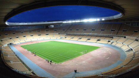La RFEF celebra que España mantenga una sede en la Euro 2020: el Estadio de La Cartuja