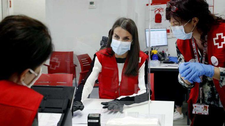 La mayor operación de la historia de Cruz Roja marca la celebración de su Día Mundial